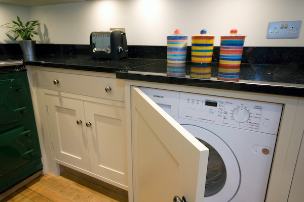 Shaker Painted Kitchen Knaresborough Inglish Design