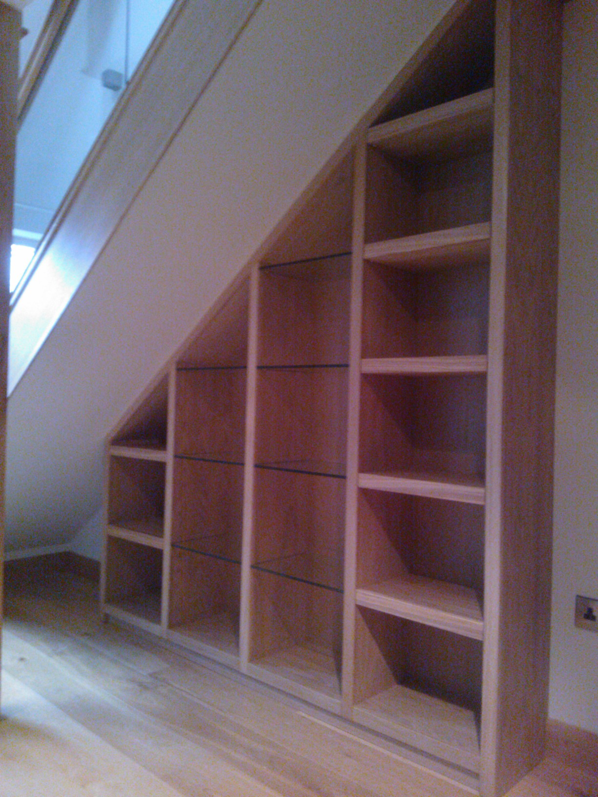 Made To Measure Bookcases Harrogate Inglish Design