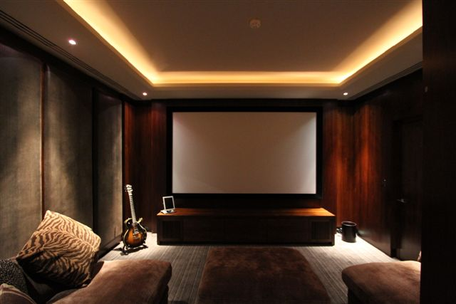 harrogate interior design home cinema room inglish design. Black Bedroom Furniture Sets. Home Design Ideas