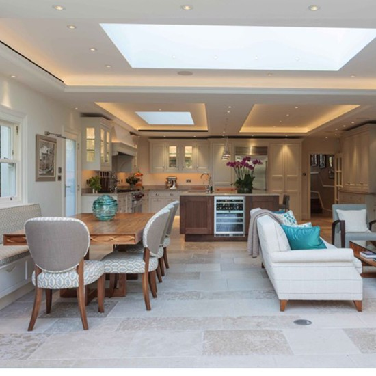 Open Space Kitchen Ideas: Harrogate Kitchen Extensions And Open Plan Living
