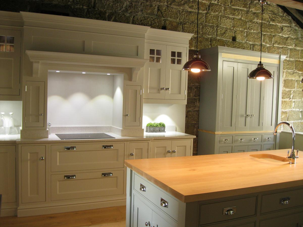Painted Kitchens Click To View More