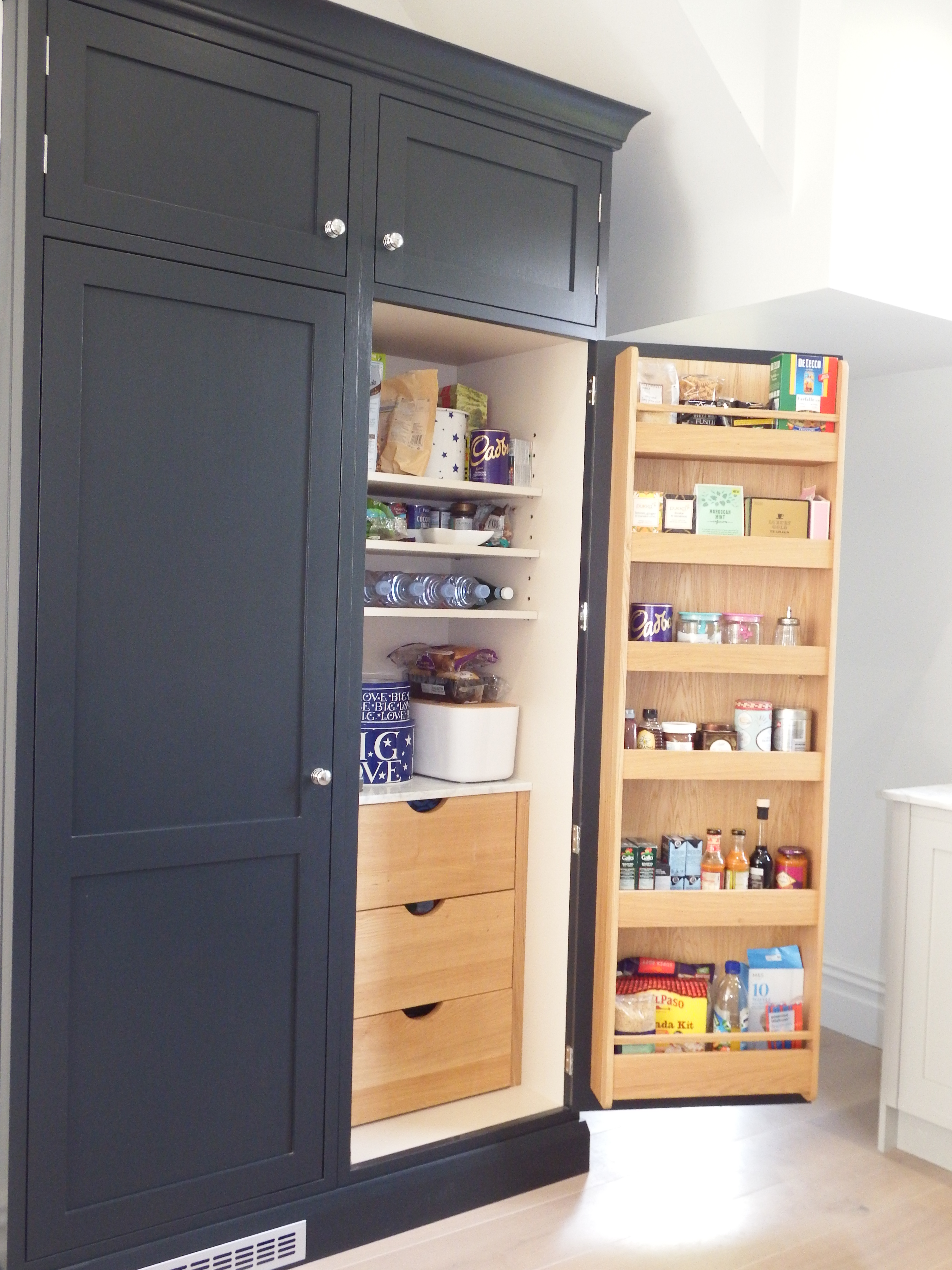 Pantry Cabinet Making A Pantry Cabinet With Harrogate