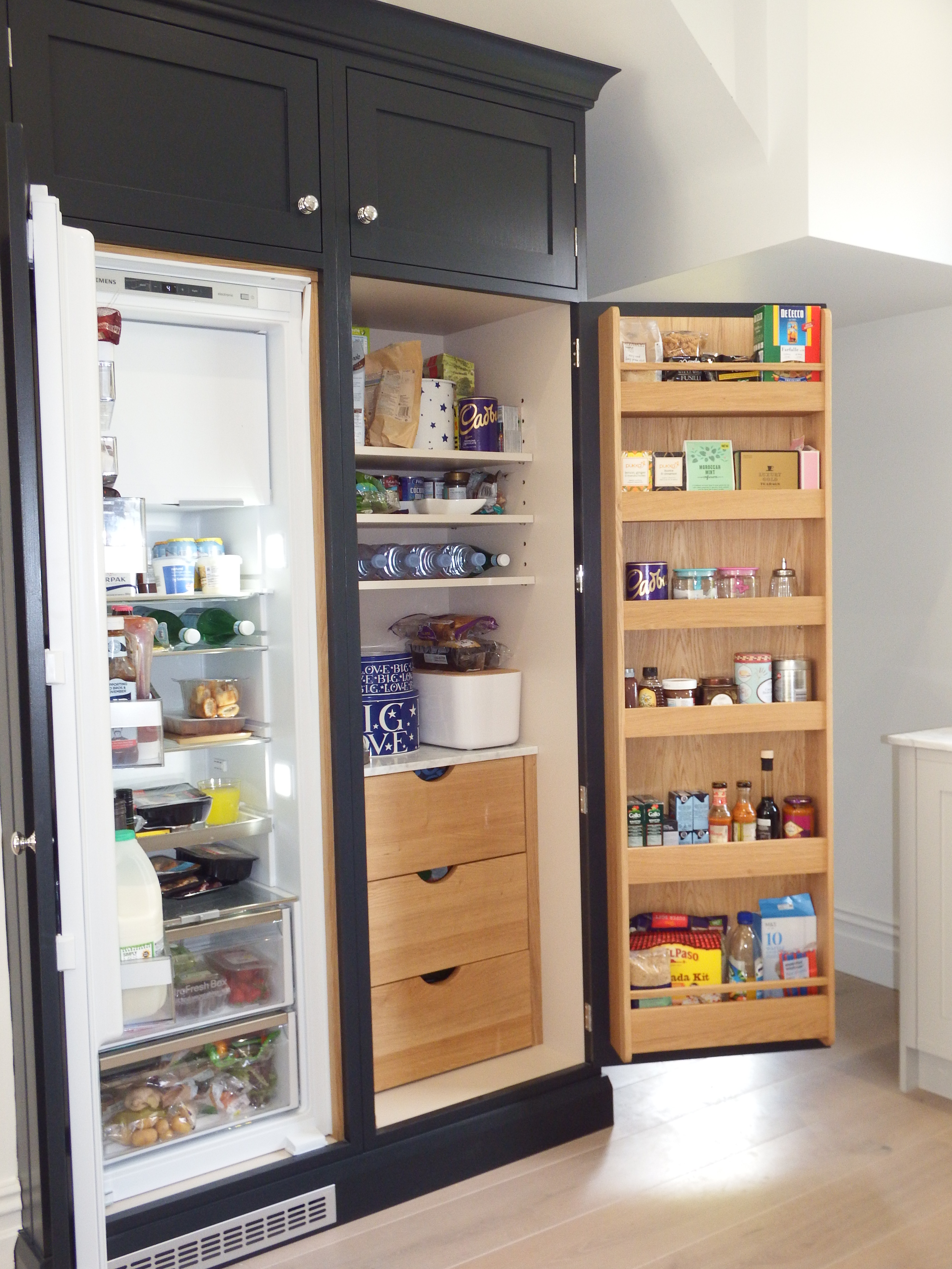 Pantry Cabinet Making A Pantry Cabinet With Hometalk How